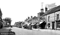 High Street c.1950, Watton