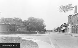 High Street c.1955, Watton