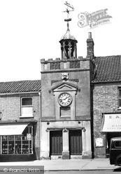 The Clock Tower c.1950, Watton