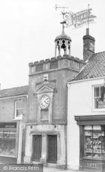 The Clock Tower c.1955, Watton