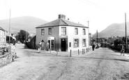 Waunfawr, Post Office 1935