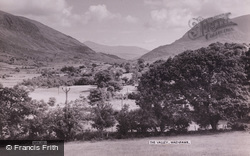 Waunfawr, The Valley c.1960