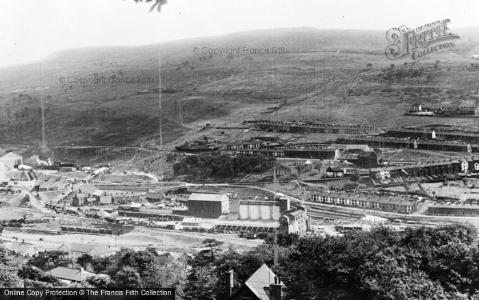 Photo of Waunlwyd, General View c.1955