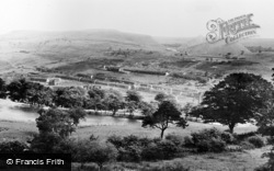 Waunlwyd, General View c.1955