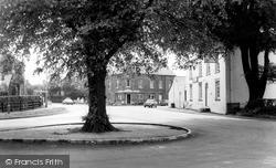 Weaverham, The Gate Inn c.1965