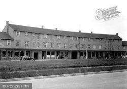 Weaverham, The Post Office, Lime Avenue c.1955