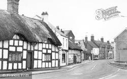 Weaverham, Village c.1960