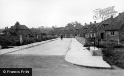 New Council Houses c.1955, Weaverthorpe