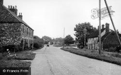 The Street c.1955, Weaverthorpe
