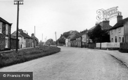The Village Street c.1955, Weaverthorpe