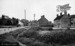 Village c.1955, Weaverthorpe