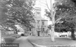 Wedmore, Elmsett Hall Hotel c.1955