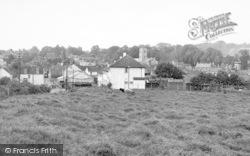 Wedmore, General View c.1955