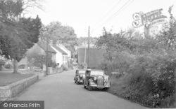 Wedmore, Glanville Street c.1950