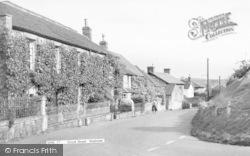 Wedmore, Grant Street c.1950