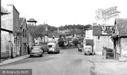 Wedmore, The Borough 1950
