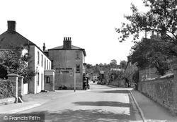 Wedmore, The Borough c.1950