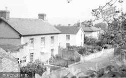 Wedmore, The Village c.1950