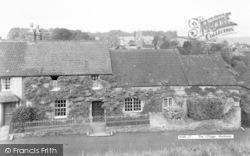Wedmore, The Village c.1955