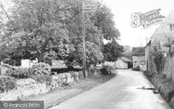 Wedmore, West End c.1955