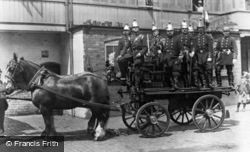 Volunteer Fire Brigade 1892, Wednesbury