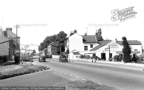 Photo of Weedon Bec, The Village c.1955