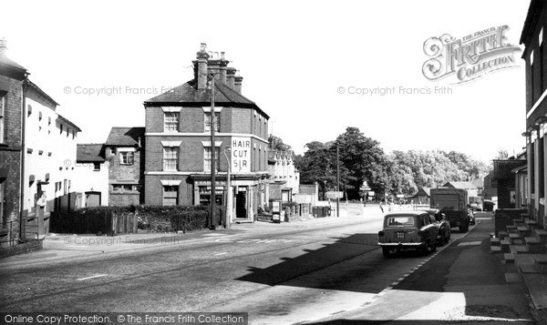 Weedon, the Village c1965
