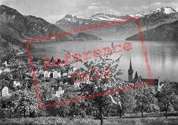 c.1935, Weggis