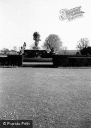 Castle Howard, Fountain c.1953, Welburn