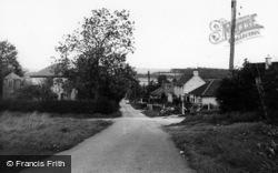 Church Lane c.1965, Welburn
