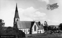 The Church c.1965, Welburn