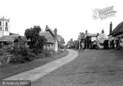 Welford On Avon, Boat Lane c.1955
