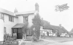 Welford On Avon, Boat Lane c.1960