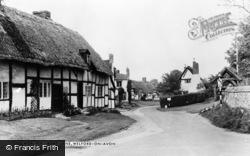 Welford On Avon, Boat Lane c.1965