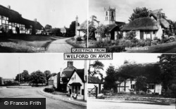 Welford On Avon, Composite c.1960