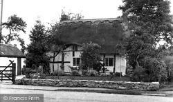 Welford On Avon, Hornby Cottage c.1960