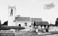 Welford On Avon, St Peter's Church c.1960