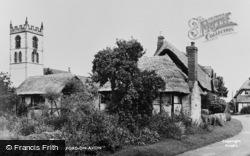 Welford On Avon, The Church c.1955