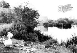 Welford On Avon, The Mill c.1960