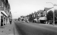 Welling, Bellegrove Road c.1965
