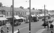 Welling, High Street c.1955