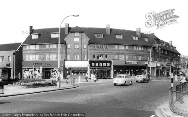 Welling High Street C 1965 Francis Frith