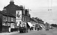 Welling, Park View Road c.1950