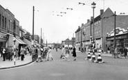 Welling, Welling Corner c.1950