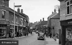 Wellingborough, Cambridge Street c.1955