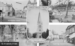 Wellingborough, Composite c.1960