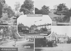 Wellingborough, Composite c.1965