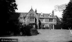Wellingborough, Croyland Hall c.1965