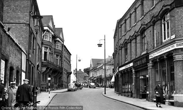 Photo of Wellingborough, High Street 1949