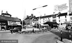 Wellingborough, Market Street 1964